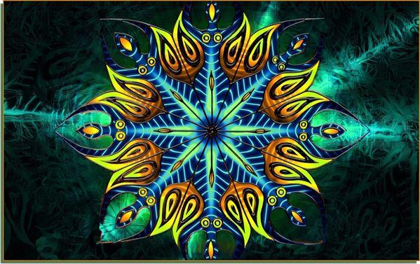 méditation Mandala