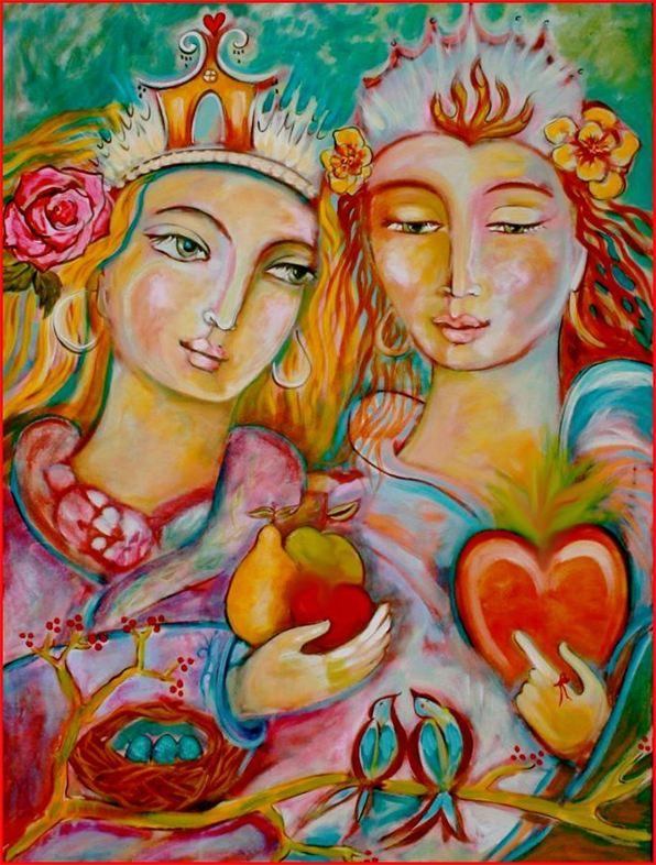 Méditation des 4 directions/ Chakra du cœur