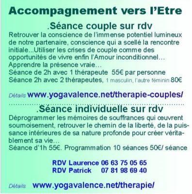thérapie yoga valence
