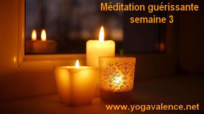 Méditation guérissante @ Centre holistique Drôme Ardèche Jardin intérieur