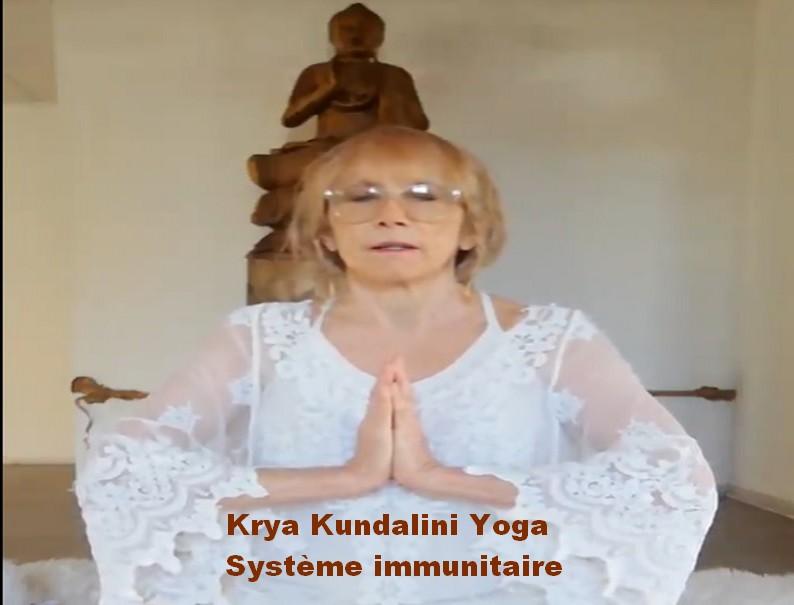 Krya système immunitaire