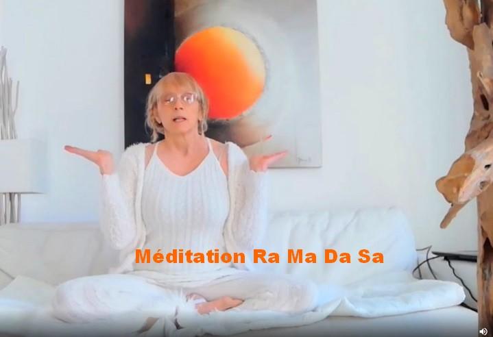 Méditation Ra Ma Da Sa
