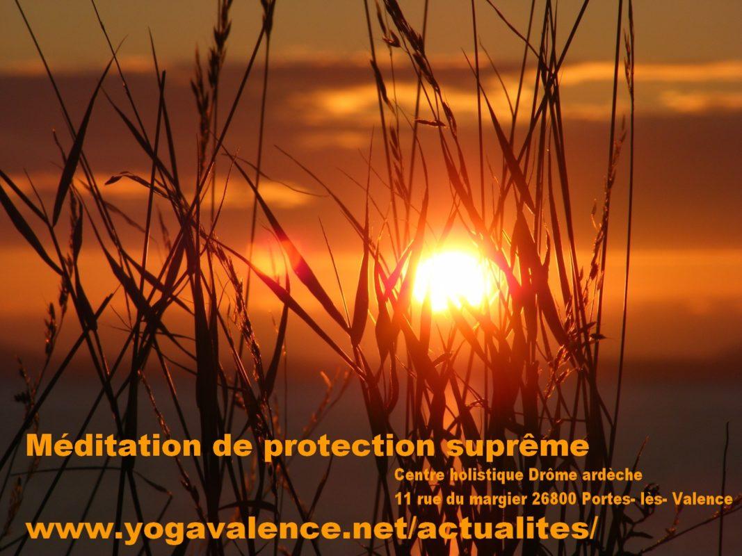 Méditation protection