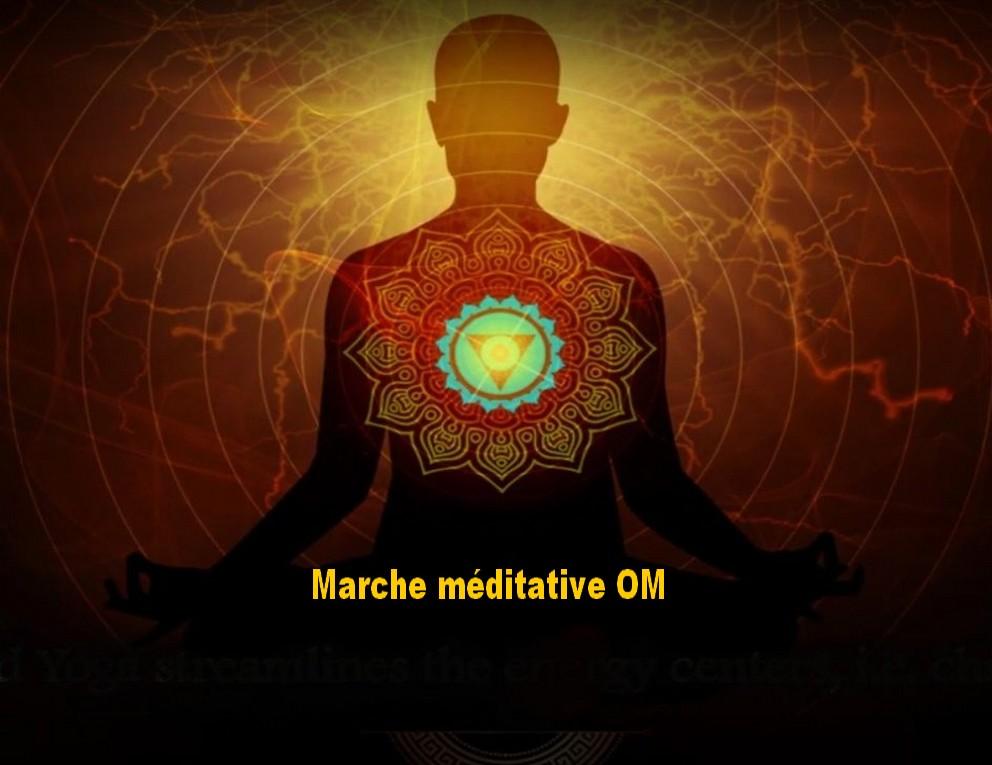 Marche méditative OM