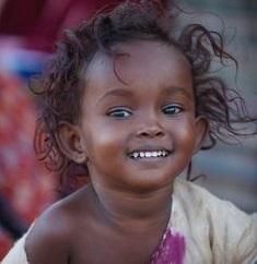 sourire féminin