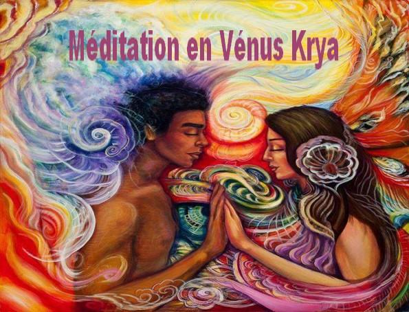 Méditation en Venus Krya