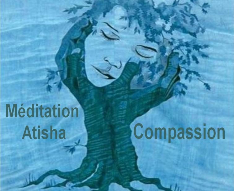 Méditation active atisha