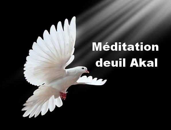 Méditation deuil Akal Mahakal