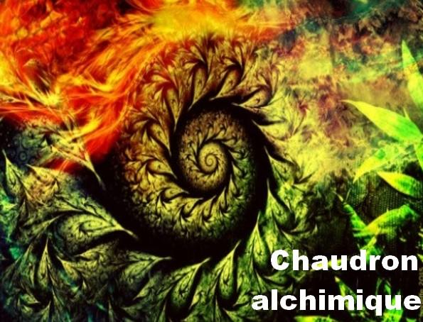 chaudron alchimique