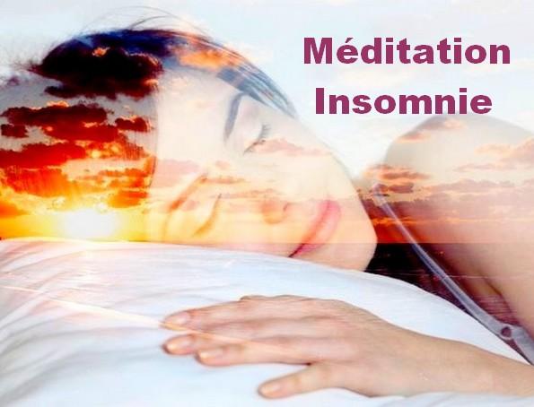 méditation insomnie