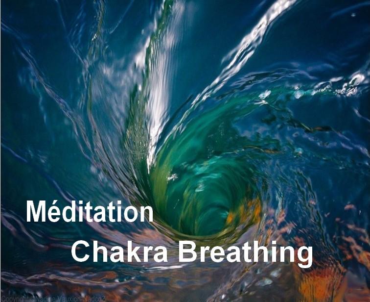 méditation active chakra breathing