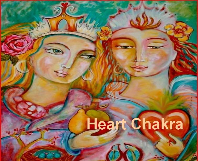 méditation active heart chakra