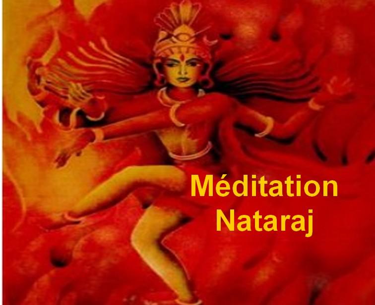 méditation active nataraj