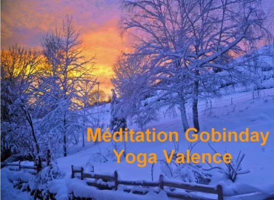 Méditation Gobinday @ Centre holistique Drôme Ardèche Jardin Intérieur, 11 rue du margier 26800 Portes-lès-Valence