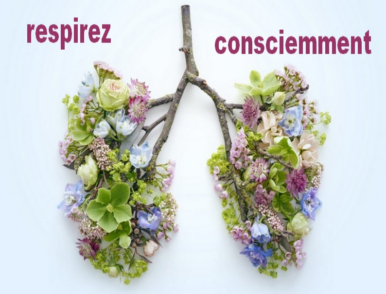 respirez consciemment
