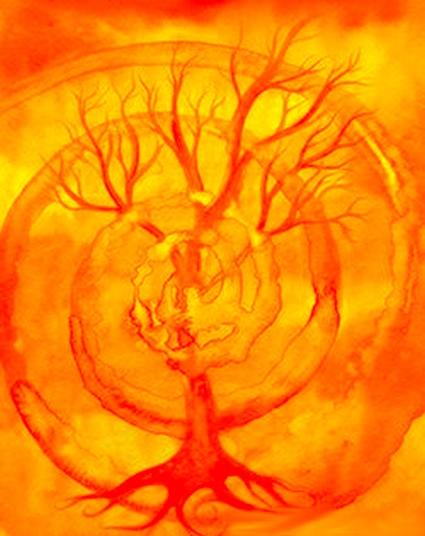 énergie sacrée