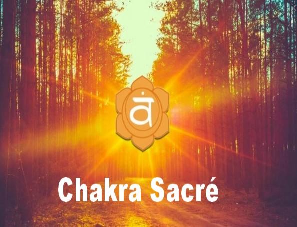 Chakra sacré ou Svadhisthana