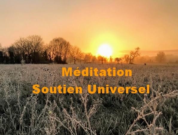 Méditation soutien universel