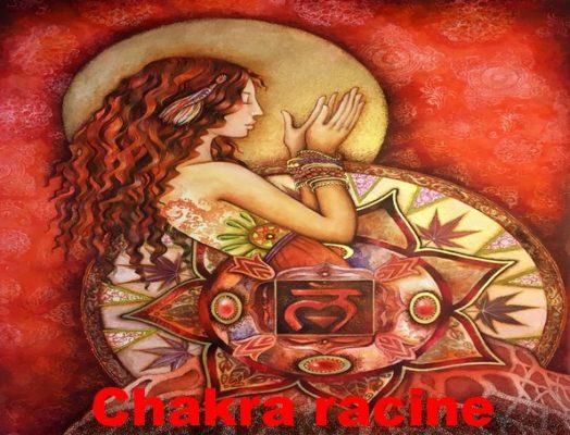 chakra racine muladhara