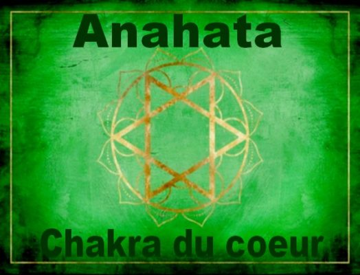 Anahata chakra du cœur