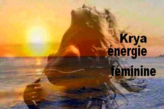 Krya énergie féminine