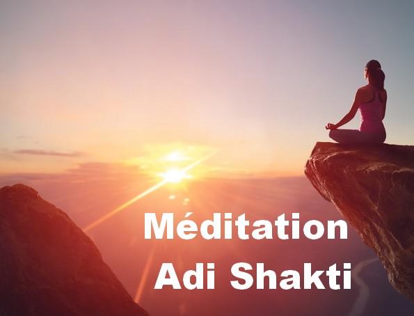 Méditation Adi Shakti
