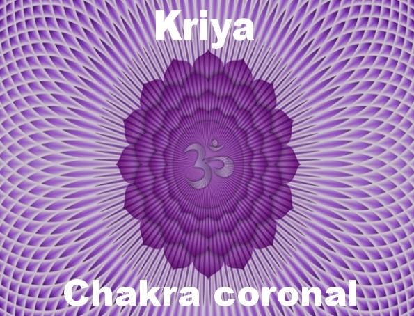 kriya chakra coronal