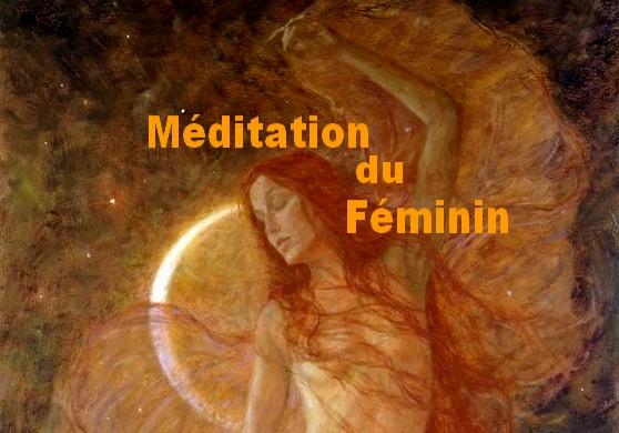 méditation Féminin