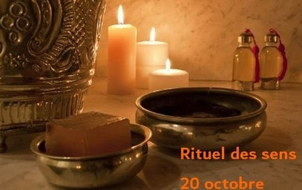 Rituel des sens 20 octobre